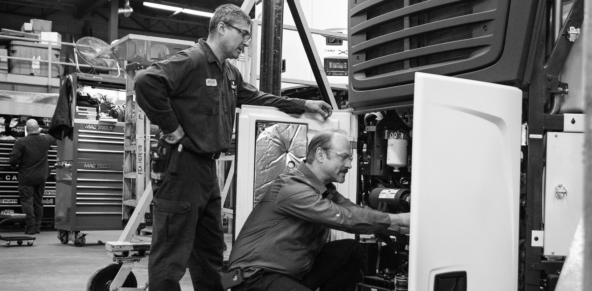 Nordic Refrigeration | Refrigeration Units Servicing