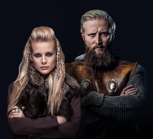 Wanted Viking